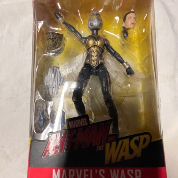 Marvel Legends Wasp Action Figure